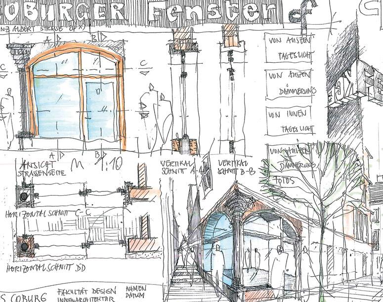Coburger designtage coburger fenster for Fenster coburg